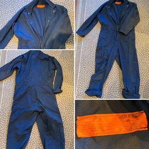 Vintage Red Kap Coveralls/Boilersuit M/L